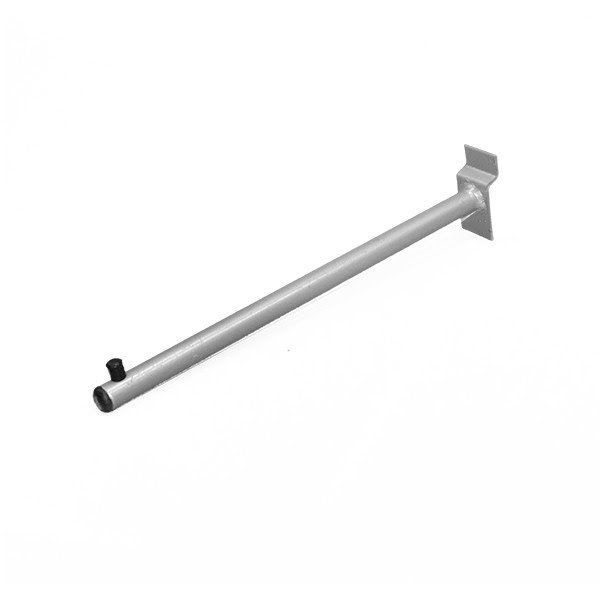 Pendurador Comac modelo Reto para painel canaletado