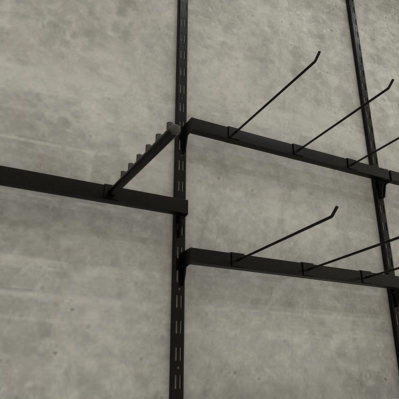 Travessa RT 60 cm de acessório para cremalheira Comac