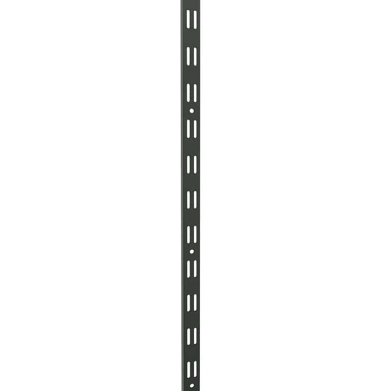 Trilho cremalheira 100 cm modelo duplo Comac