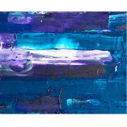Abstrato Azul Roxo