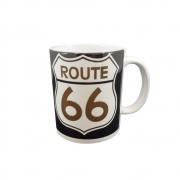 Caneca De Cerâmica Route 66