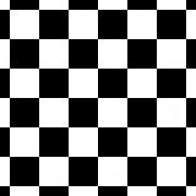 Lona Tapete Festa Aniversário 2x1 Xadrez