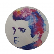 Quadro Decorativo Dek board Vintage Elvis Presley