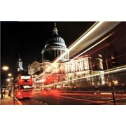 Tela Canvas Ônibus Londres 2
