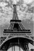 Tela Canvas Torre Eiffel