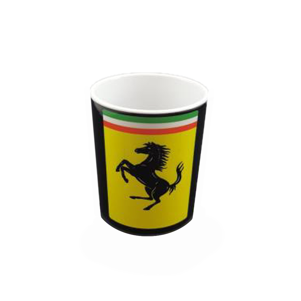 Caneca De Cerâmica Ferrari