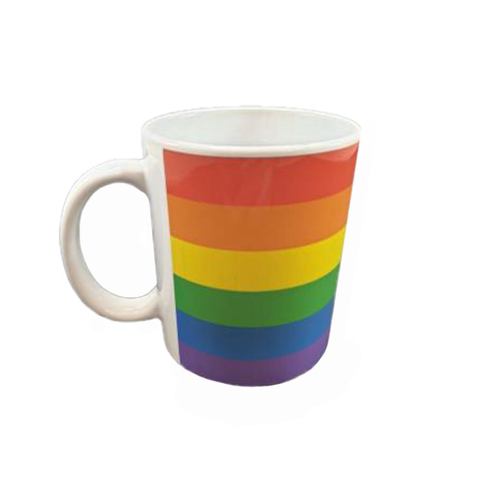 Caneca De Cerâmica LGBT Modelo 1
