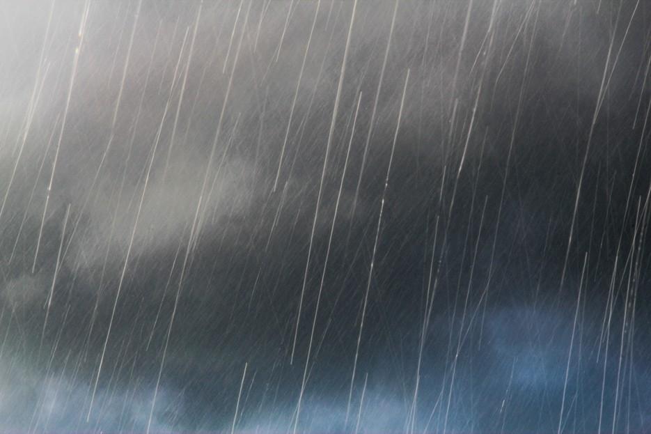 Quadríptico Chuva de Verão