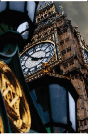 Tela Canvas Big Ben