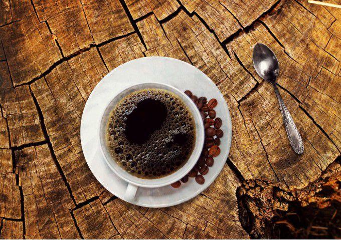 Tela Canvas Coffee Time