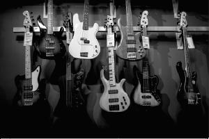 Tela Canvas Guitarras