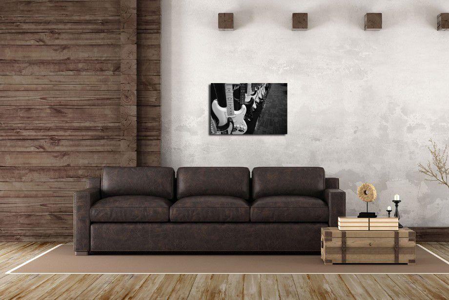Tela Canvas Guitarras 2