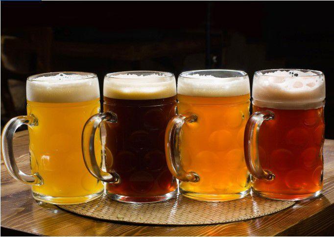 Tela Canvas Tipos de Cerveja