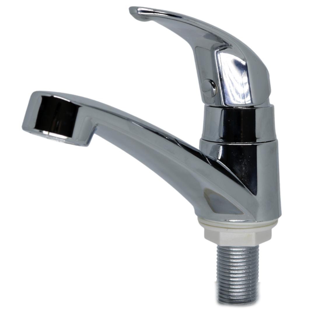 Torneira Banheiro Lavabo ABS Cromada Monocomando
