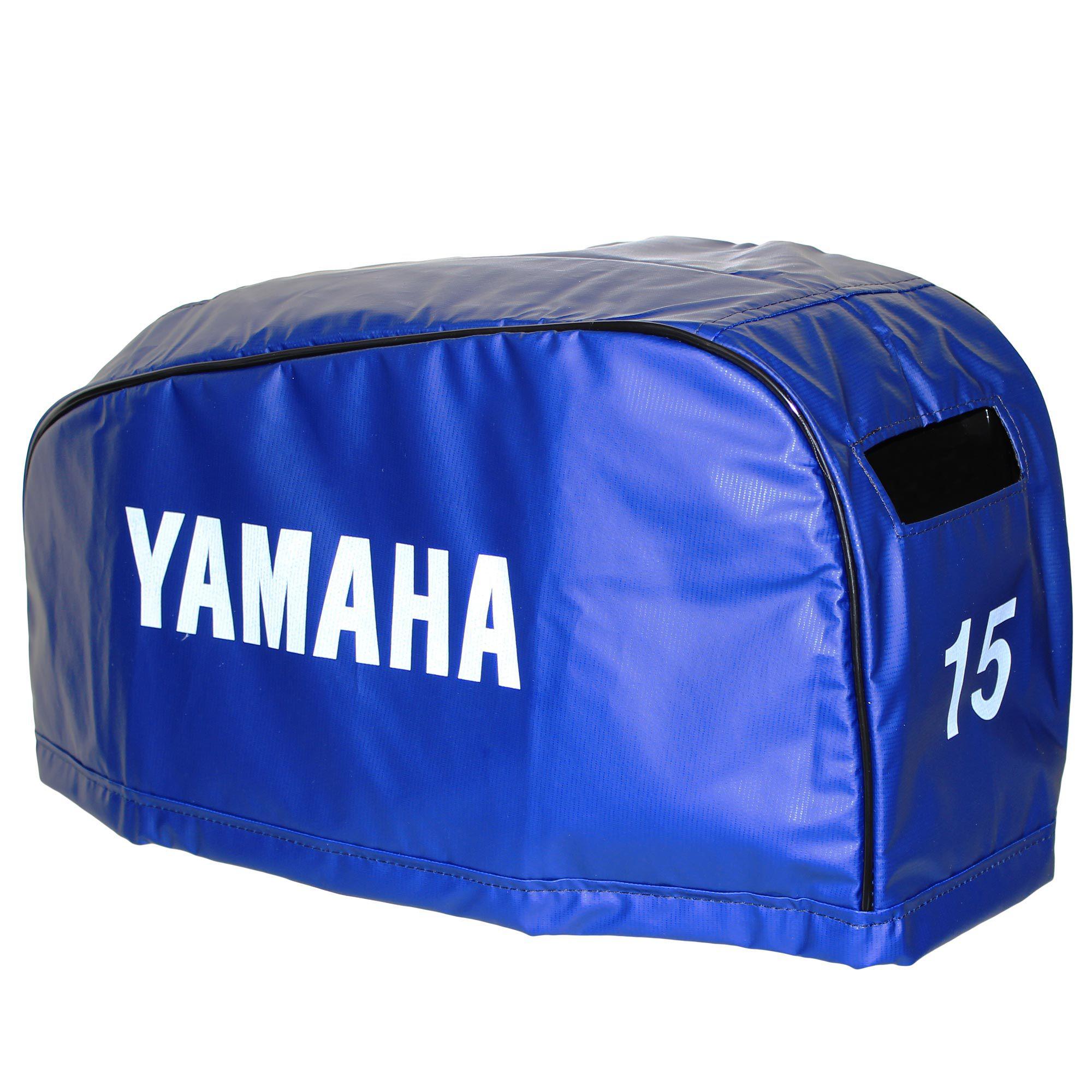 Capa Motor de Popa Yamaha 15HP