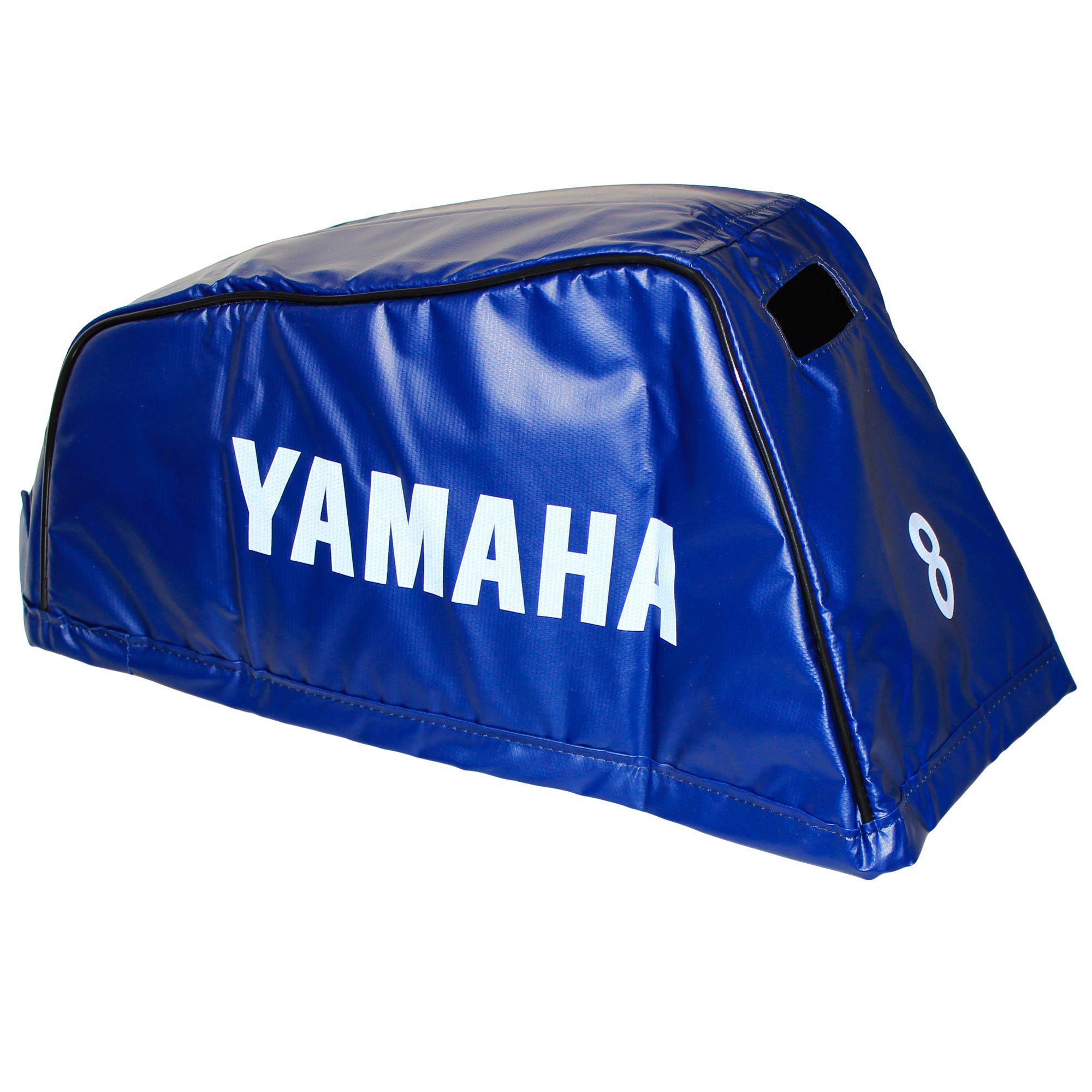 Capa Motor de Popa Yamaha 8HP Moderno