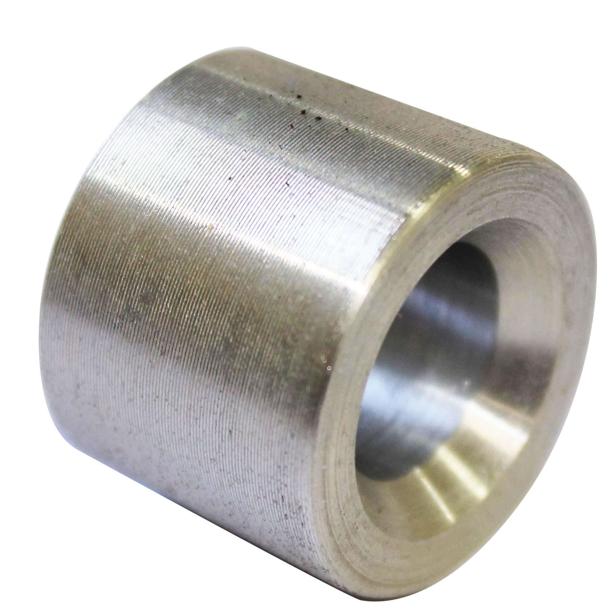 Flange de Alumínio Traseira