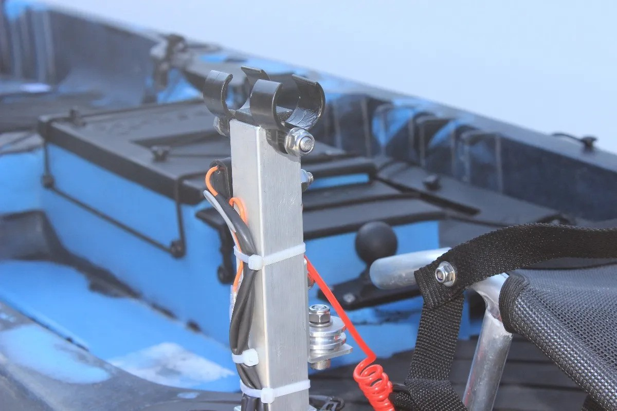 Kit Acelerador remoto para caiaques Foca