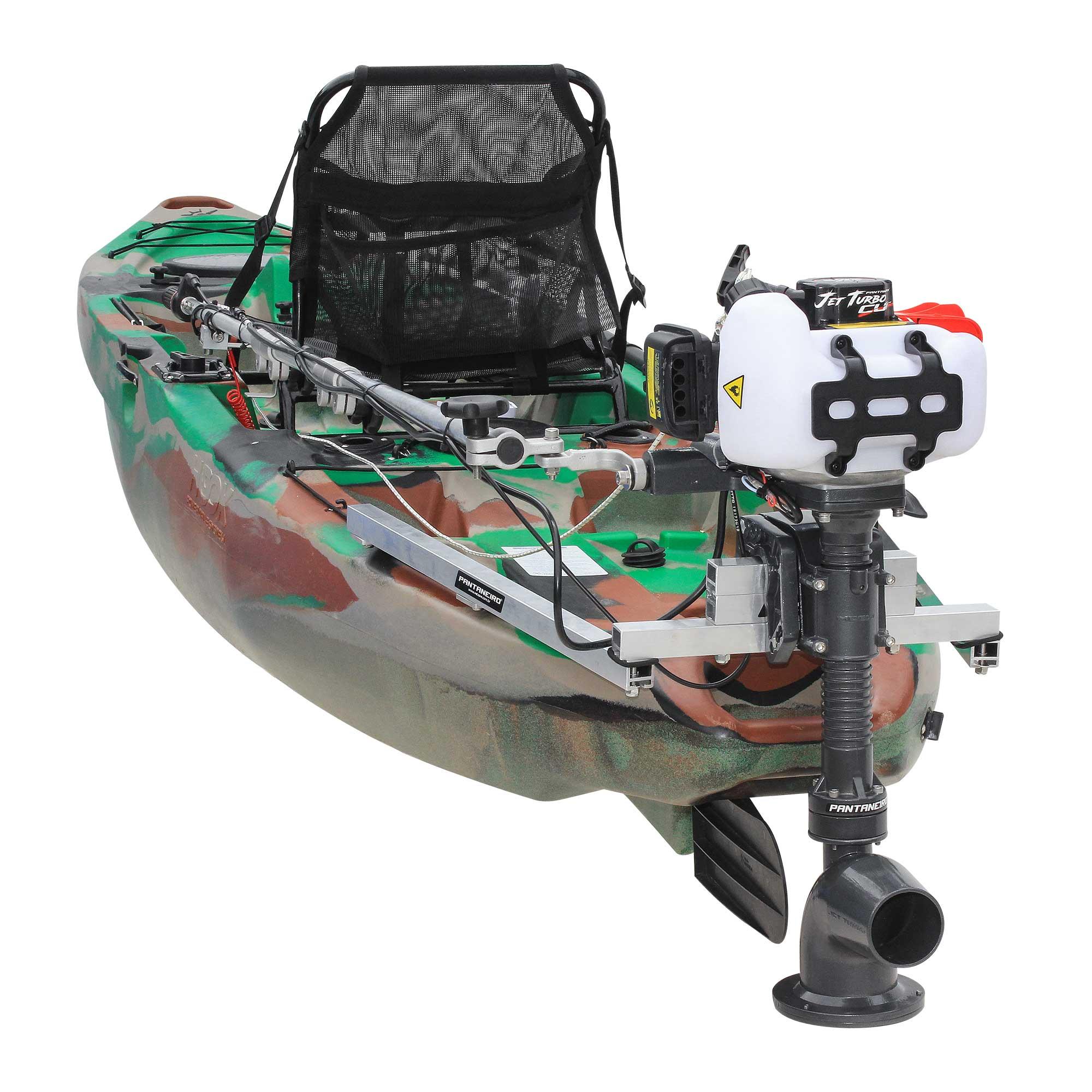 Kit Acelerador remoto para caiaques Leader / Hook