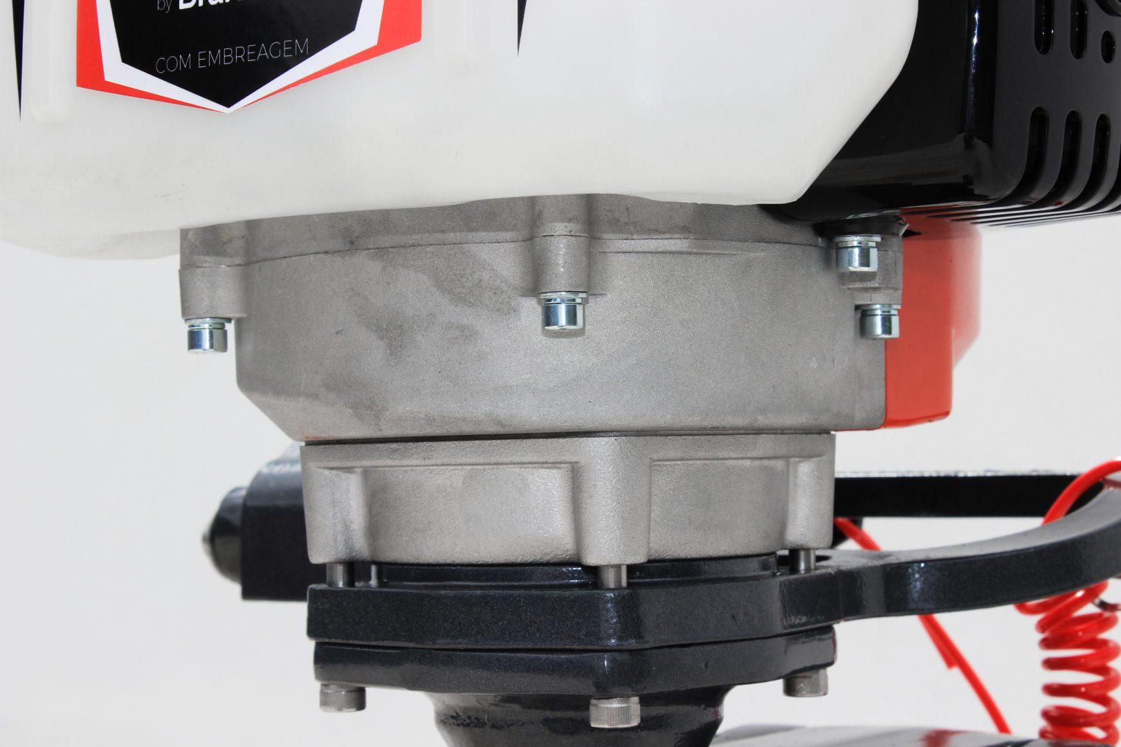 Kit Jet Turbo Central com Embreagem + Suporte Central Leader