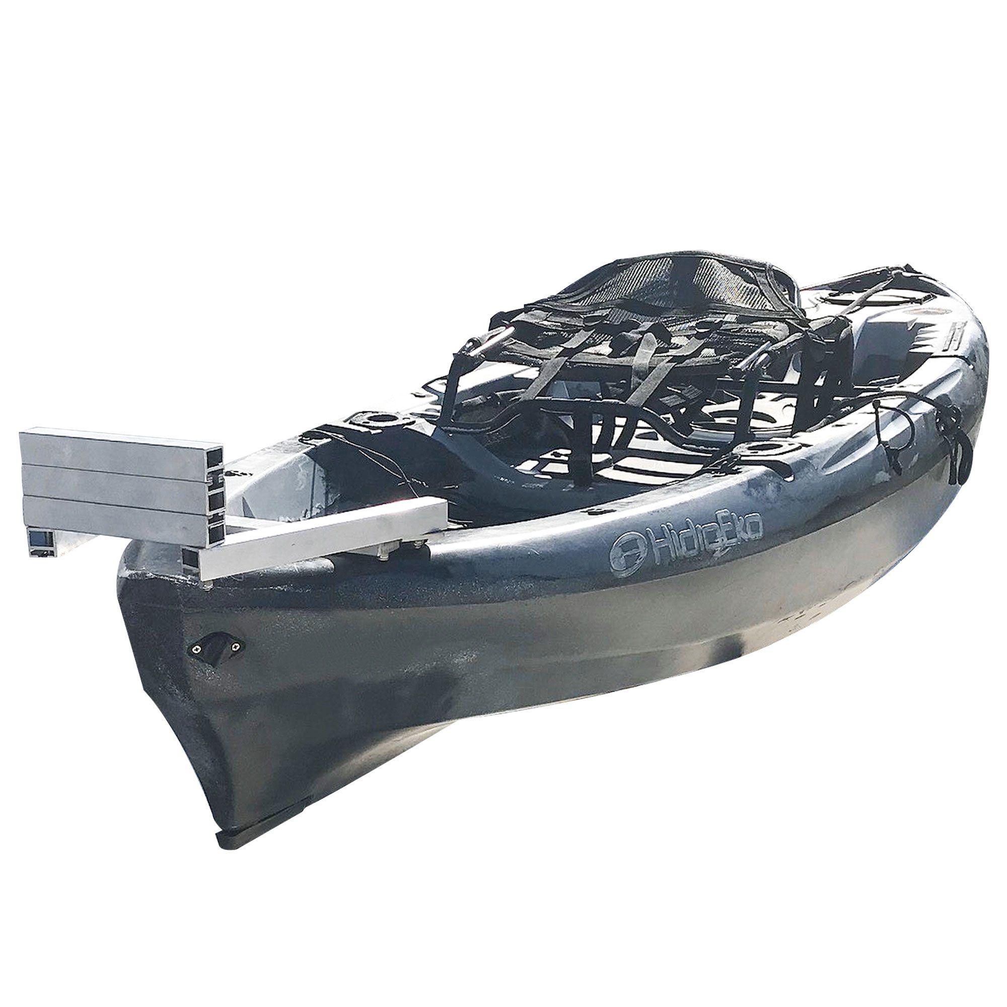 Kit Jet Turbo Cut Pantaneiro + acelerador remoto + Suporte traseiro Caiman 100