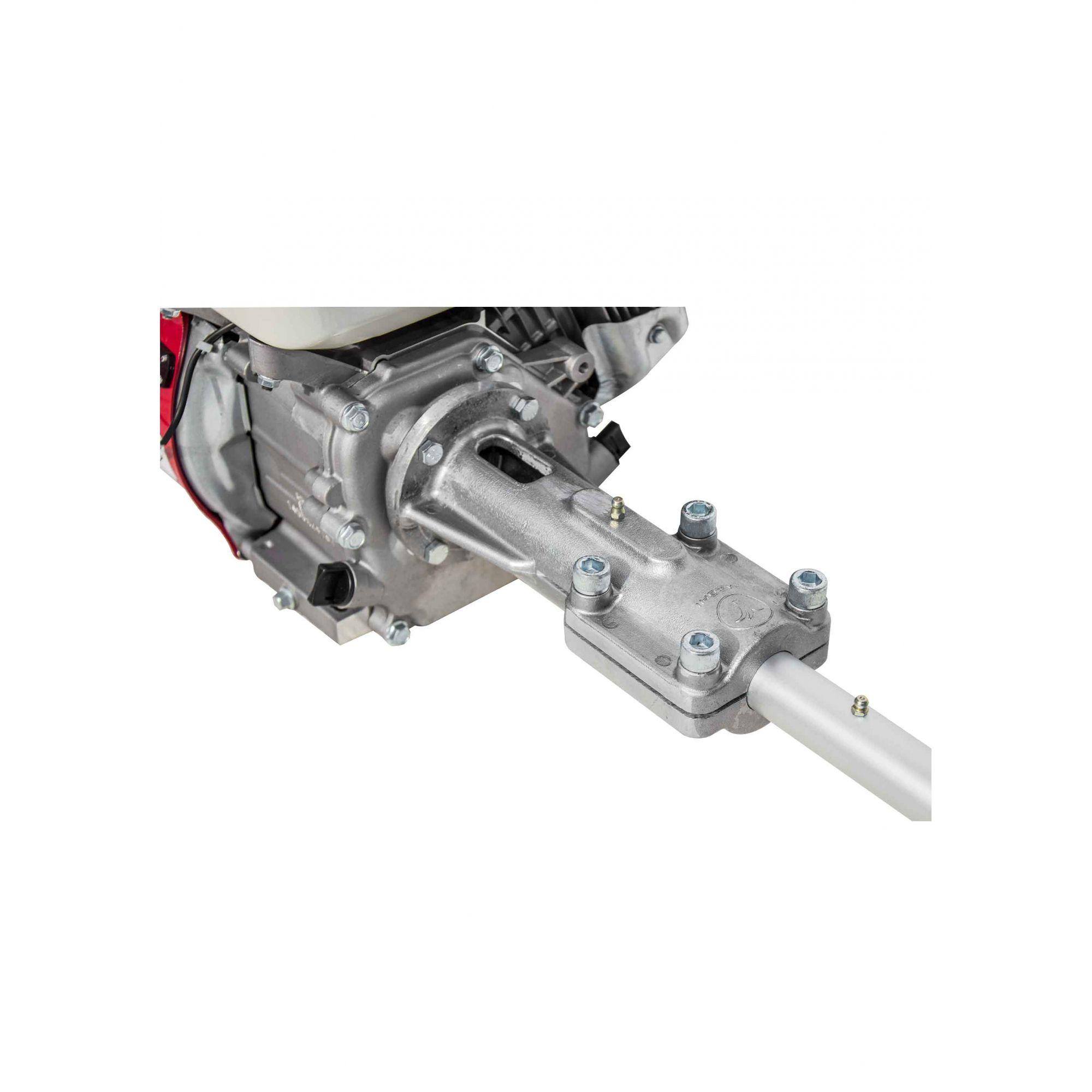 Kit Motor De Centro Barco Bote 1,70mt P/ Motor 10 Die/13 Gas