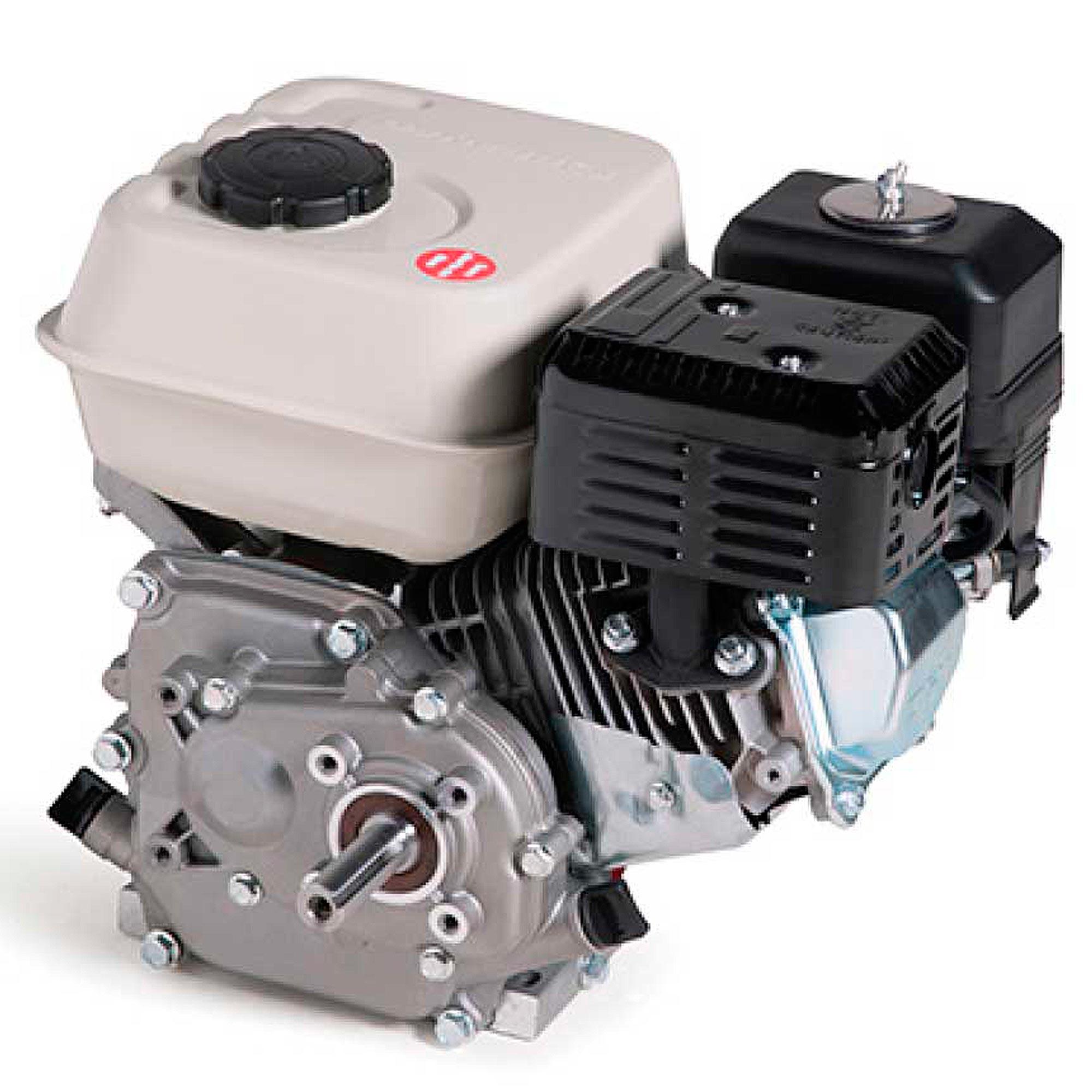 Motor Branco 6,5 hp 4 Tempos com Embreagem