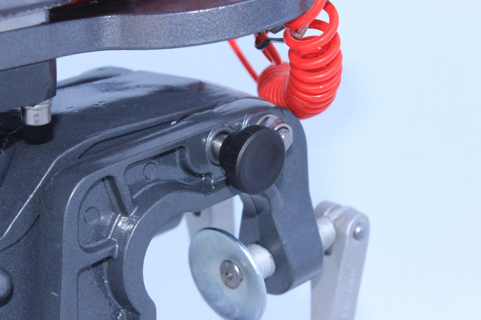 Motor para Caiaque Jet Turbo Central com Embreagem