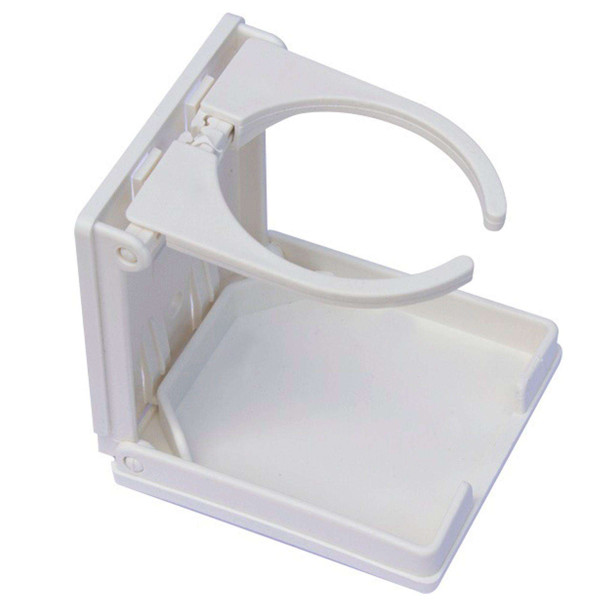 Porta Copo Dobrável Branco