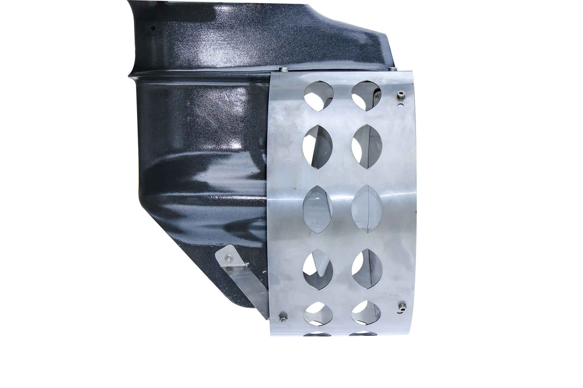 Protetor De Hélice Para Motor Popa 15 Hp