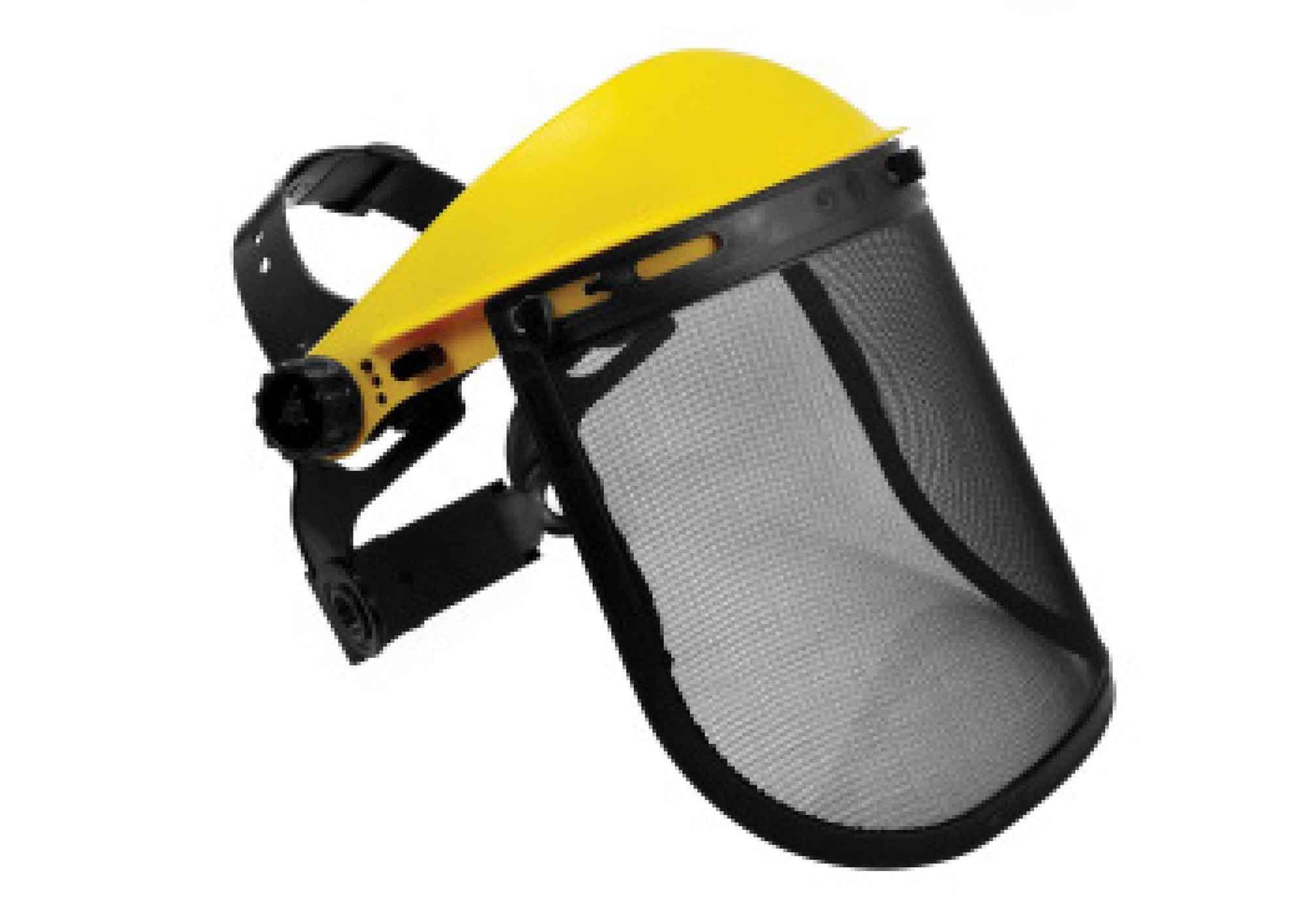 Protetor Facial  Com Tela