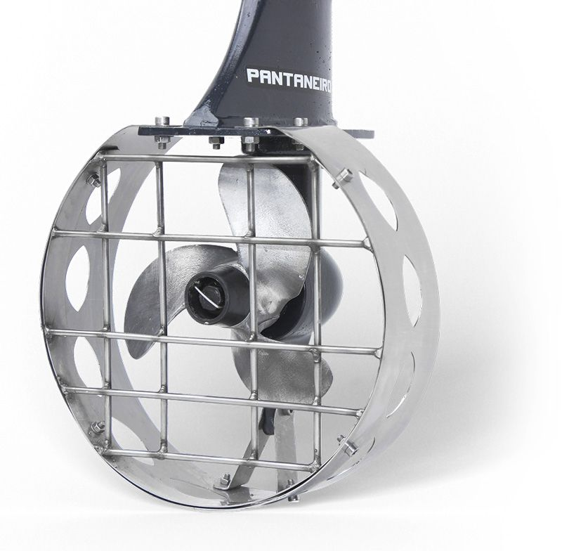 Protetor Hélice Motores Pantaneiro 6,5 Hp