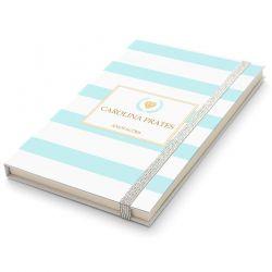 Caderninho Moleskine Personalizado - Tiffany