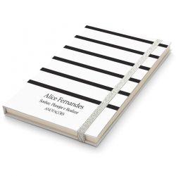 Caderninho Moleskine Personalizado  Minimalista