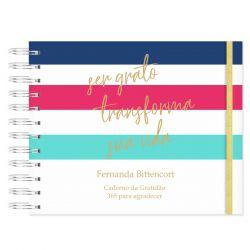 Caderno da Gratidão - Frases