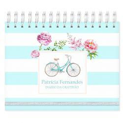 Caderno da Gratidão personalizado