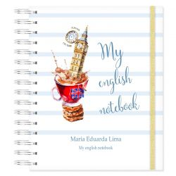 Caderno de Estudos Inglês