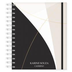 Caderno personalizado Elegante