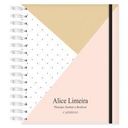 Caderno Personalizado - Moderno
