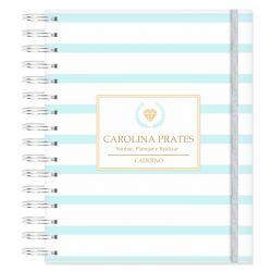 Caderno personalizado Tiffany