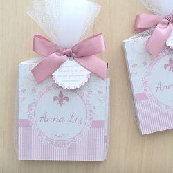 Lembrancinha para menina, maternidade  bloquinho de anotações com lápis tema floral rosa seco