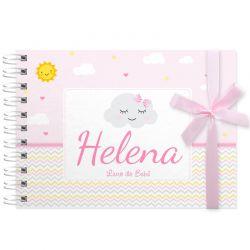 Diário do Bebê Personalizado