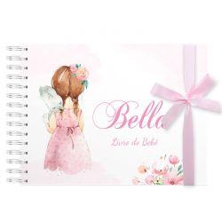 Livro do Bebê Personalizado menina