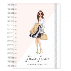 Planner Financeiro - Fashion