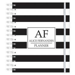 Planner Permanente Personalizado minimalista
