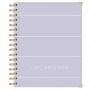 Caderno para Anotações - Lavanda