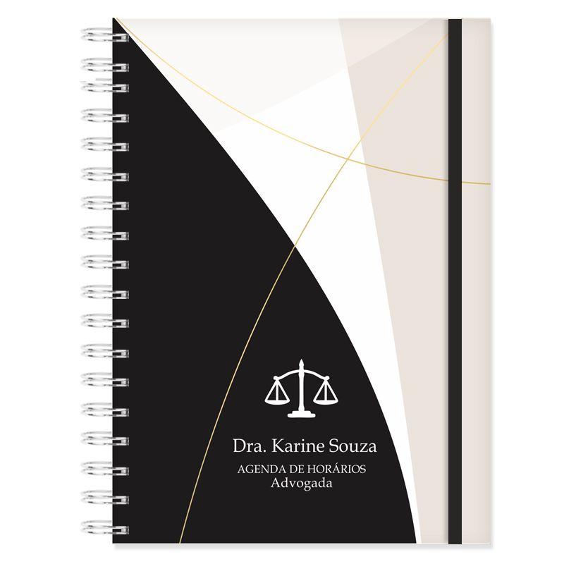 Agenda de Horários para Escritório de Advocacia