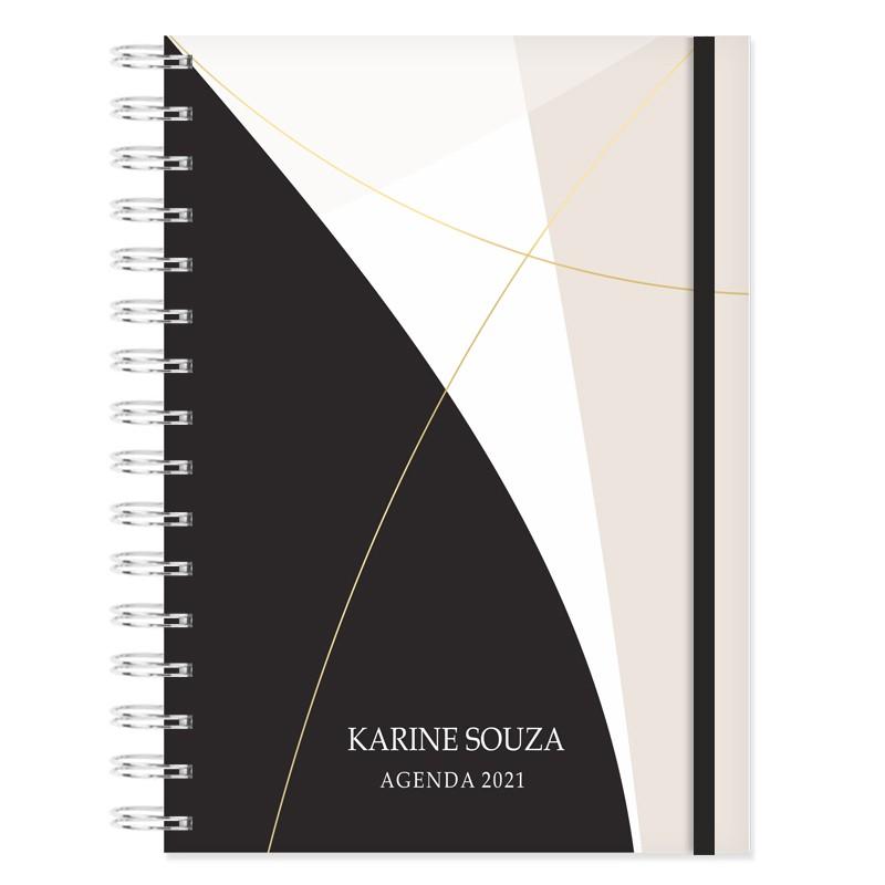 Agenda Personalizada 2021- Clássico Absoluto