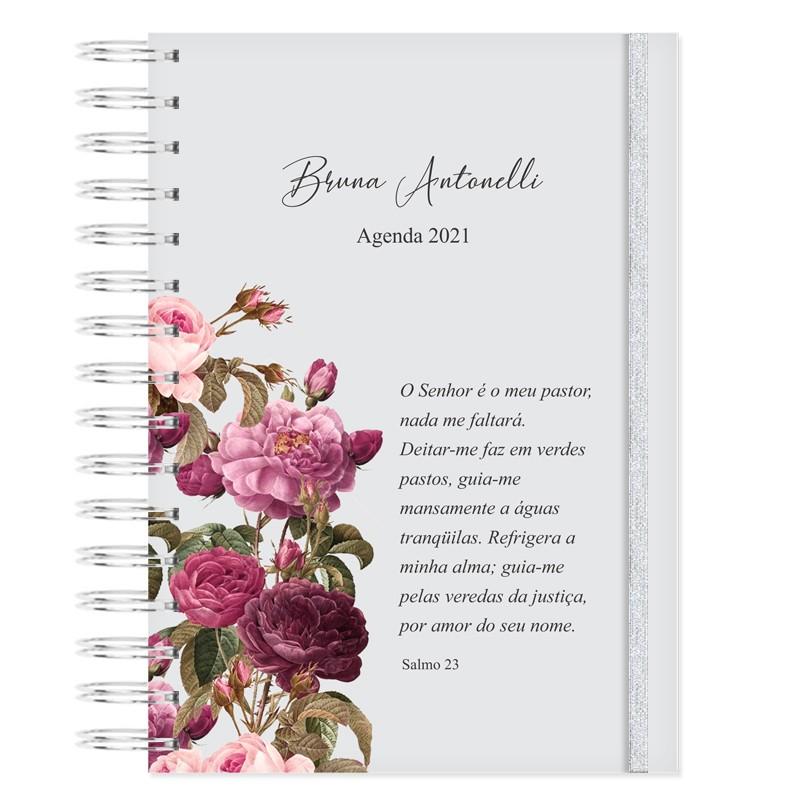 Agenda Personalizada  2021 - Salmos 23