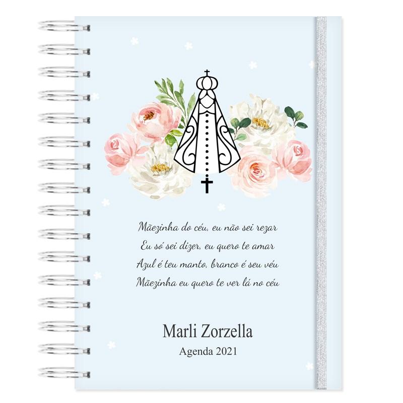 Agenda Personalizada  2021 - Nossa Senhora